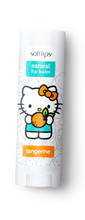 Load image into Gallery viewer, MENTHOLATUM SOFTLIPS LIP BALM HELLO KITTY TANGERINE