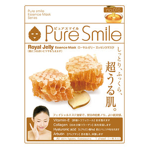 Pure smile Essence mask (Royal jelly)