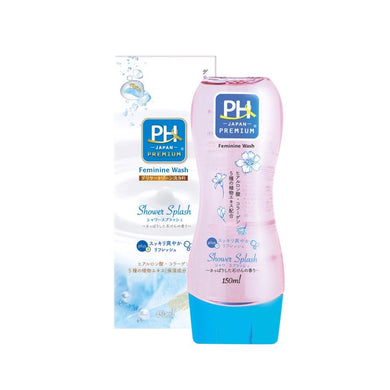 PH JAPAN PREMIUM Feminine Wash Shower Splash 150ml NEW