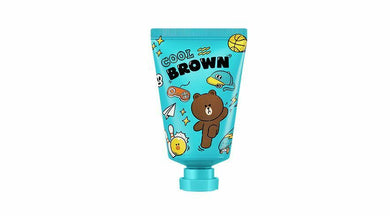 Love Secret Hand Cream (LINE FRIENDS Edition) - Grapefruit