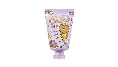 Love Secret Hand Cream (LINE FRIENDS Edition) - Peach Cocktail