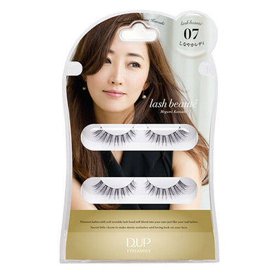 D.U.P. EYELASHES lash beaute 07