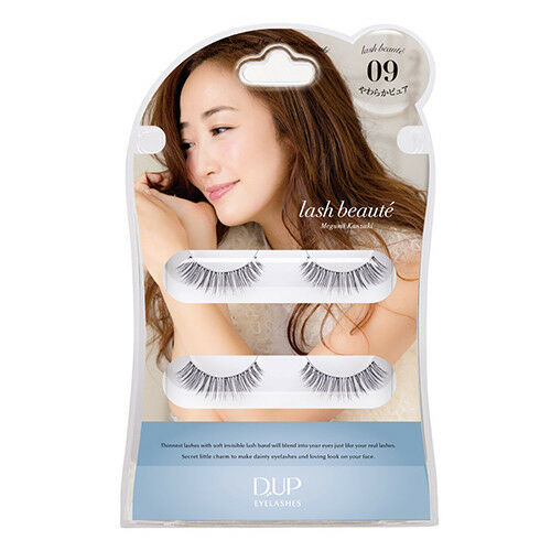 D.U.P. EYELASHES lash beaute 09