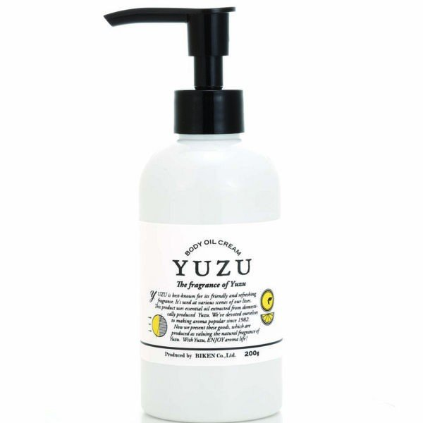 YUZU Body Oil Cream