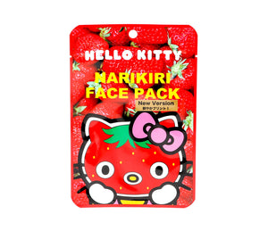 HELLO KITTY NARIKIRI Face Mask Strawberry