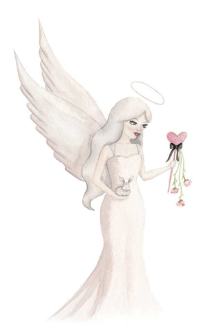 Angel with Wand