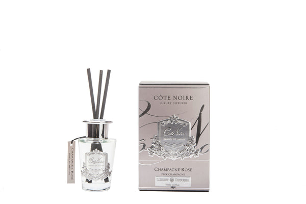 Cote Noire 100ml Diffuser Set - Pink Champagne - silver - GMSS15018
