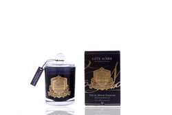 Côte Noire 450g Soy Blend Candle - French Morning Tea - Gold - GML45101