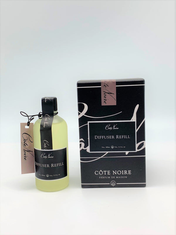 Cote Noire 100ml Diffuser Refill - Jasmine Flower Tea - GMRS15020
