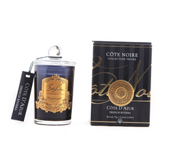 Côte Noire 75g Soy Blend Candle - French Riviera - Gold - GML07519
