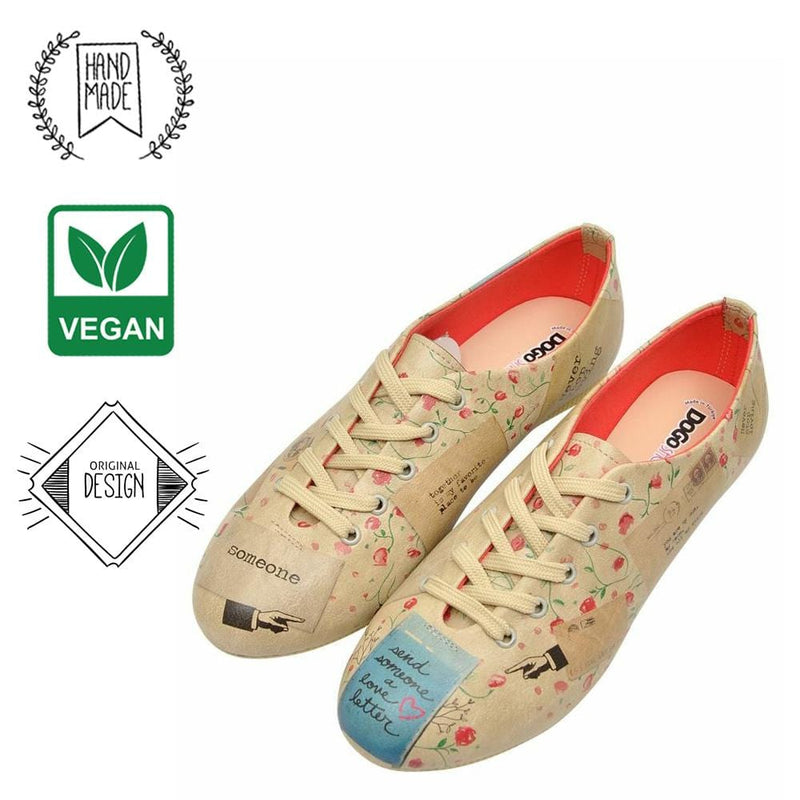 Love Letter Dogo Women's Oxford Shoes