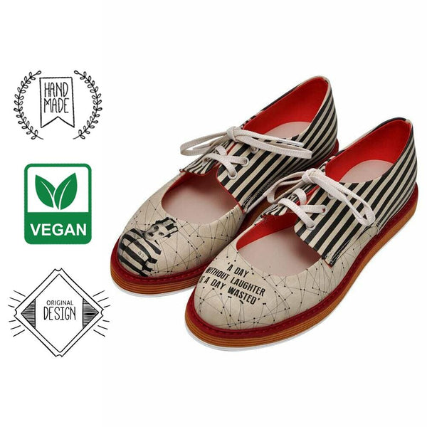 C. Chaplin DOGO Women's Flat Shoes