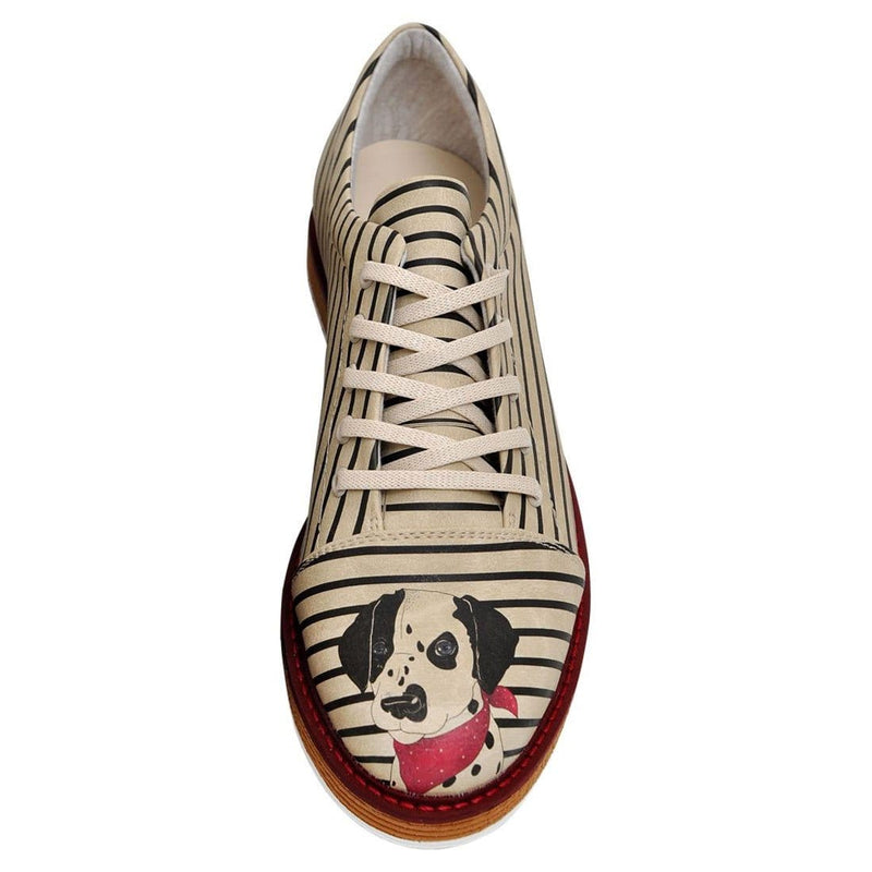 DOGO_Dalmatian_Broke's_Women_Shoes_5