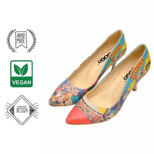 Amusement Park Dogo Women's Heel Shoes