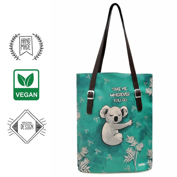 Koala Hug DOGO Women's Shoulder Bag