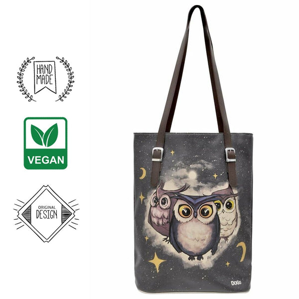 Owls Family DOGO Women's Shoulder Bag