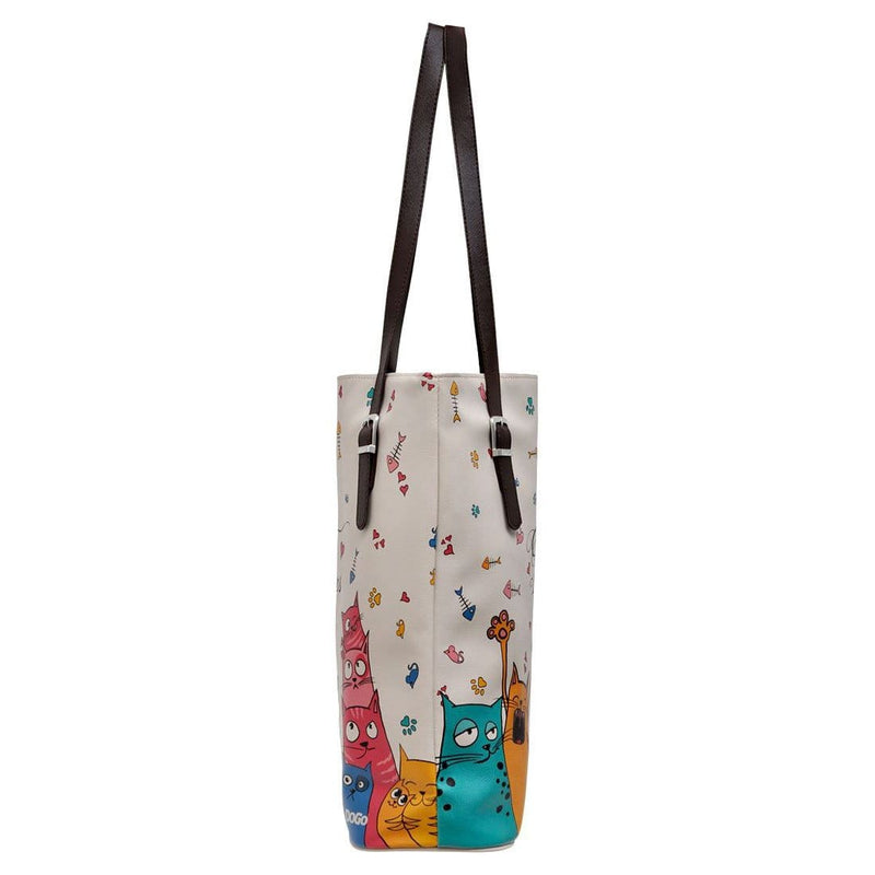 DOGO_Cat Lovers_TallBag_Bag_2
