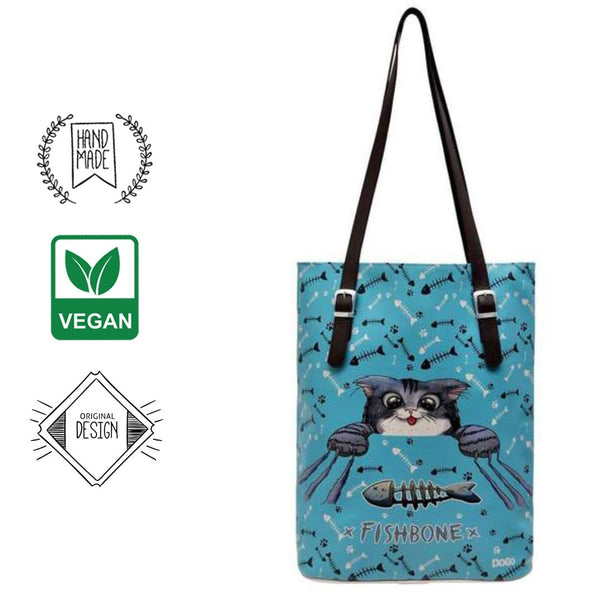 Fish Lover DOGO Women's Shoulder Bag