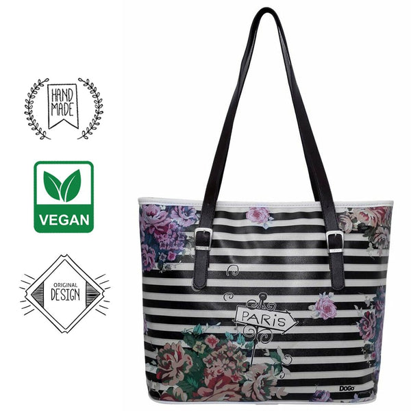 Vintage Flowers DOGO Women's Shoulder Bag