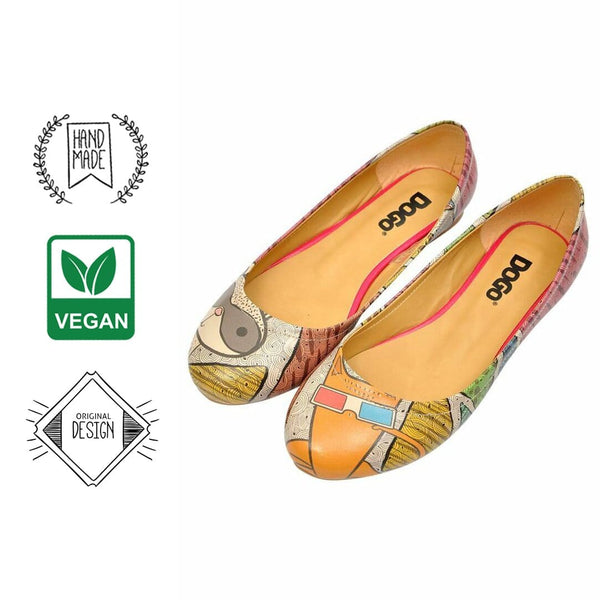 Animals in Theatre Women's Ballet Flats Shoes