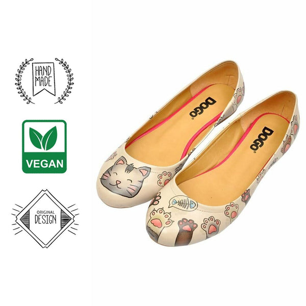 Yummy Women's Ballet Flats Shoes