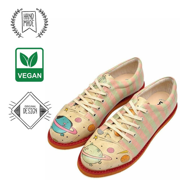 Animal Planets DOGO Women's Flat Shoes