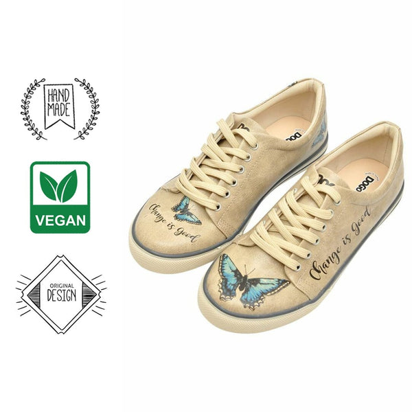 Change is Good DOGO Women's Sneakers
