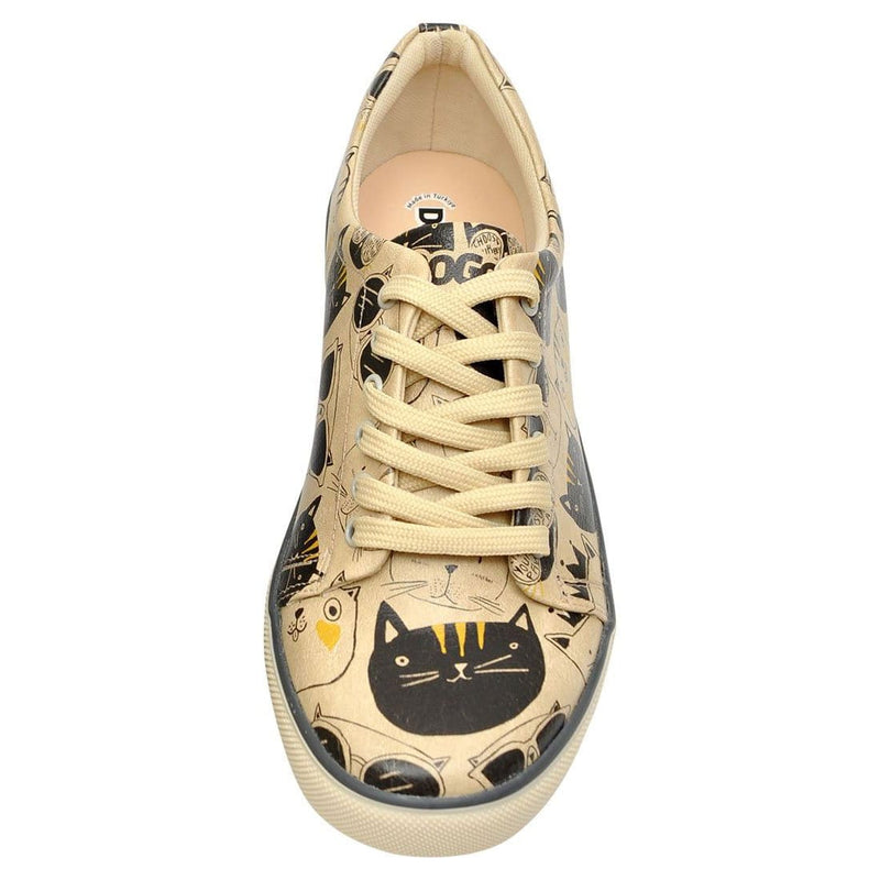DOGO_Monochrome_Cats_Sneakers_Women_Shoes_5
