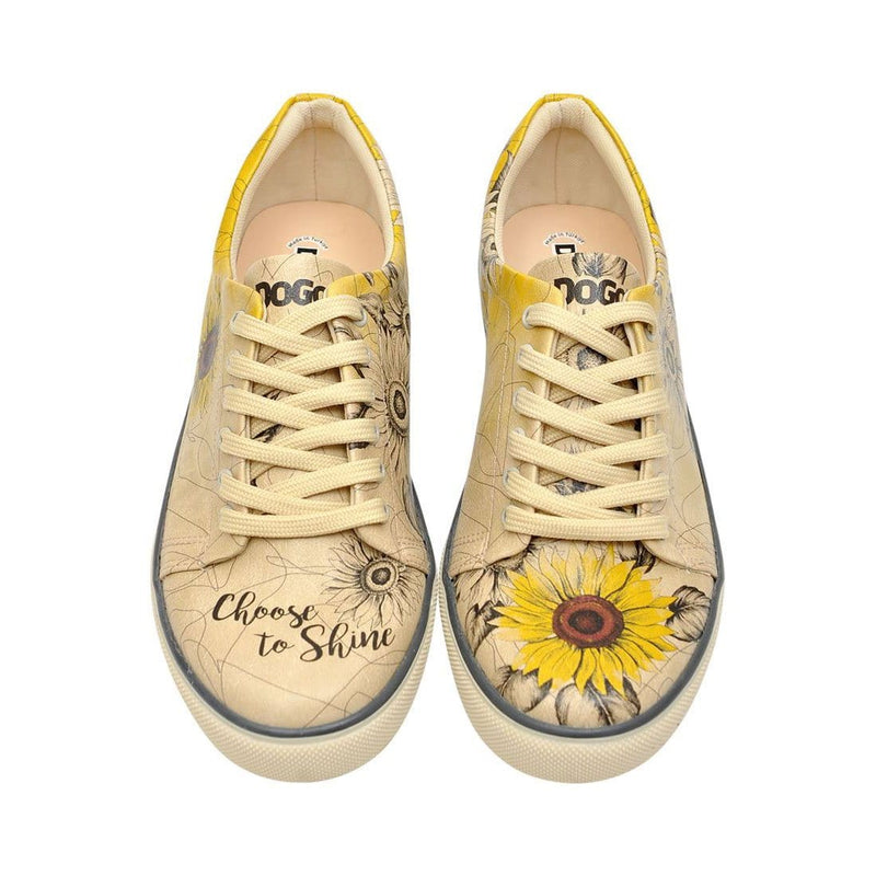 DOGO_Sunflower_Sneakers_Women_Shoes_2