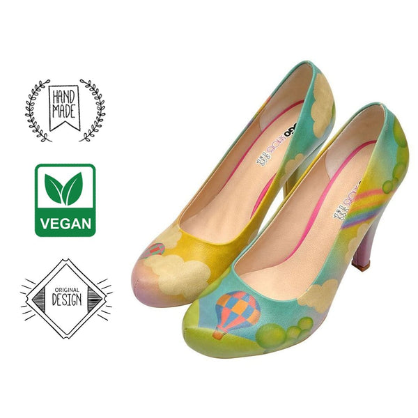 Wonderland Dogo Women's High Heel Shoes