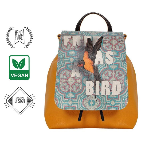 Free As A Bird DOGO Women's Backpack