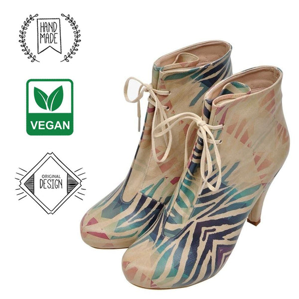 Zebration Dogo Women's Booties
