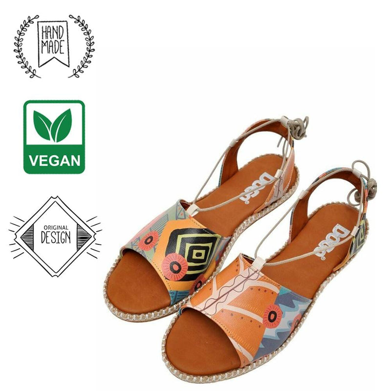 Welcome to the Tribe DOGO Women's Sandal