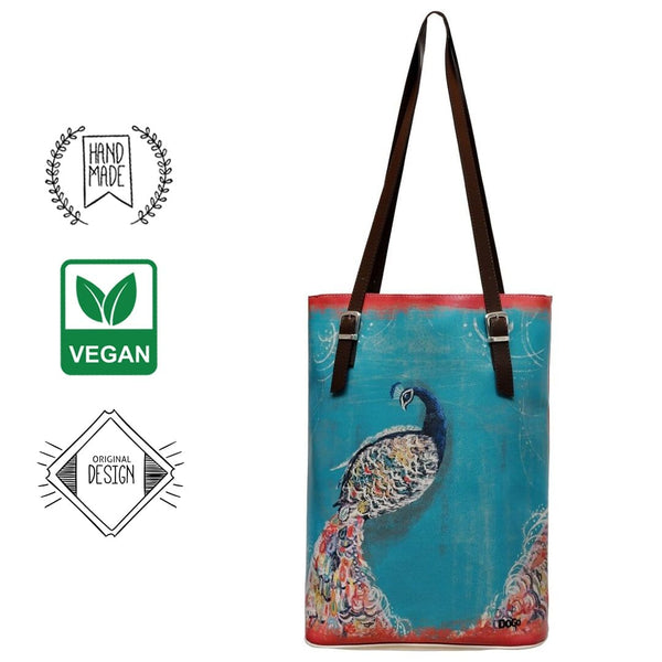 Peacock DOGO Women's Shoulder Bag