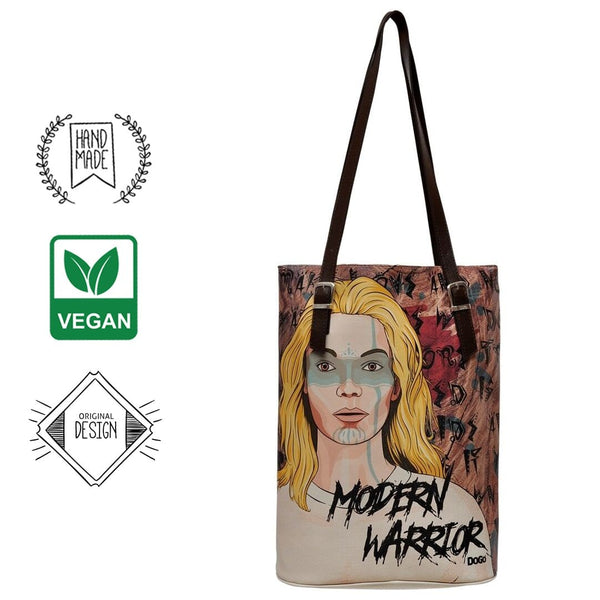 Modern Warrior DOGO Women's Shoulder Bag