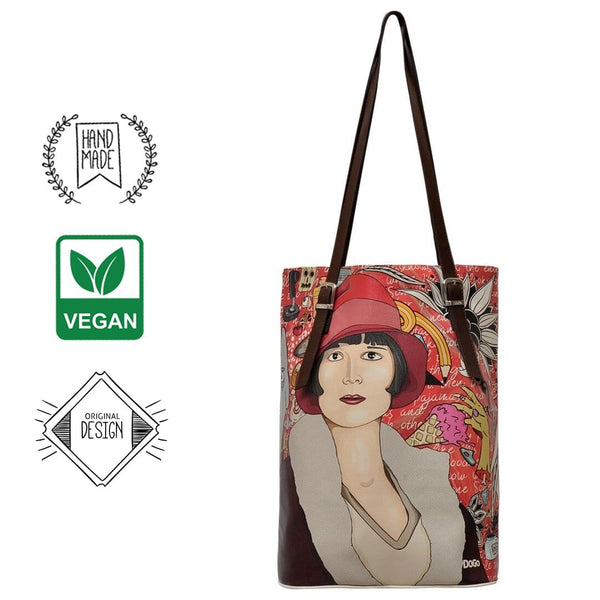 I Love Vintage DOGO Women's Shoulder Bag