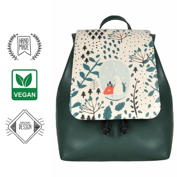 Snowing DOGO Women's Backpack