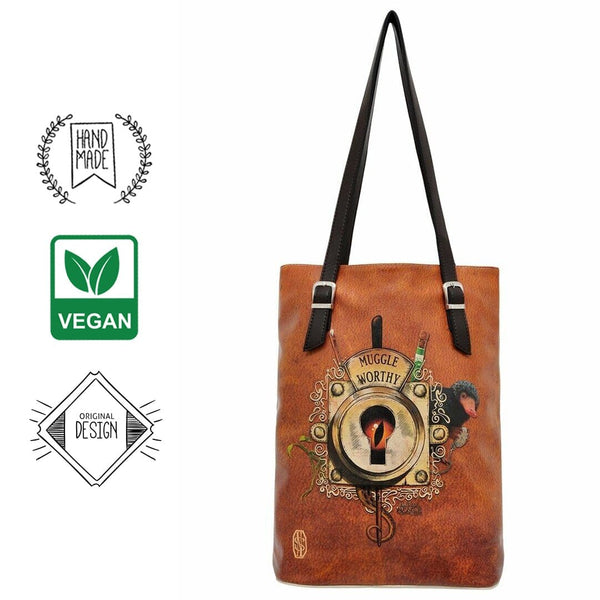 The Scamander Bag Fantastic Beasts DOGO Women's Shoulder Bag