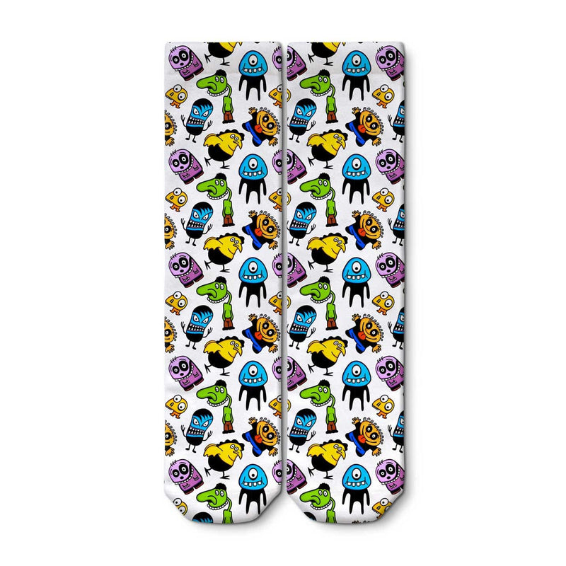 OGOBONGO_Monsters_Kids_Socks_1