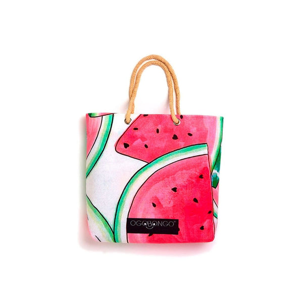OGOBONGO_Pink_Watermelon_Beach_Bag_1