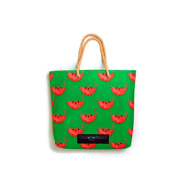 OGOBONGO_Green_Beach_Bag_1