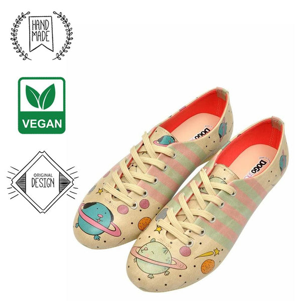 Animal Planets Dogo Women's Oxford Shoes