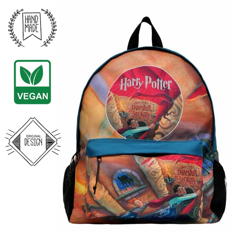 The Chamber Of Secrets Harry Potter DOGO Women's Backpack