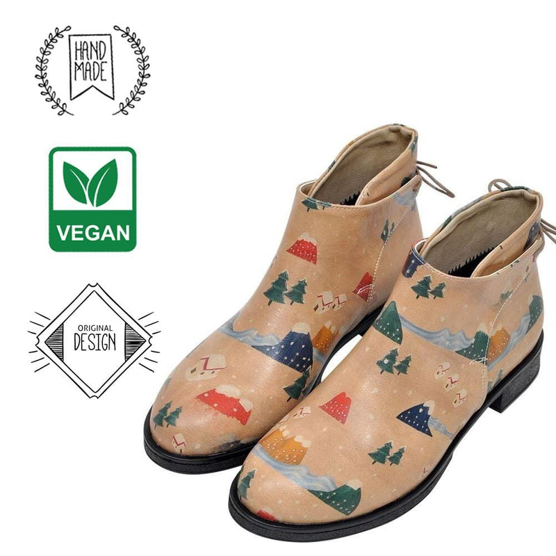 All Good Things Are Wild And Free Dogo Women's Boots