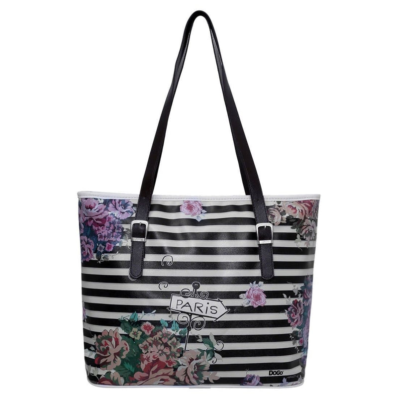 Vintage Flowers DOGO Women's Shoulder Bag image 4