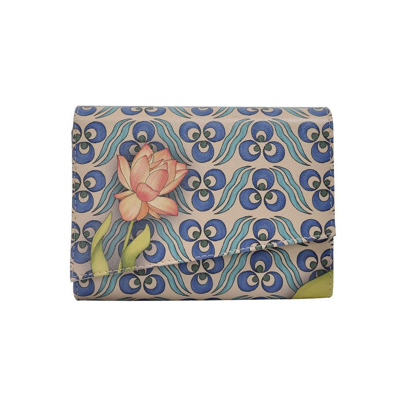 into The Blue DOGO Women's Box Clutch Purses image 2