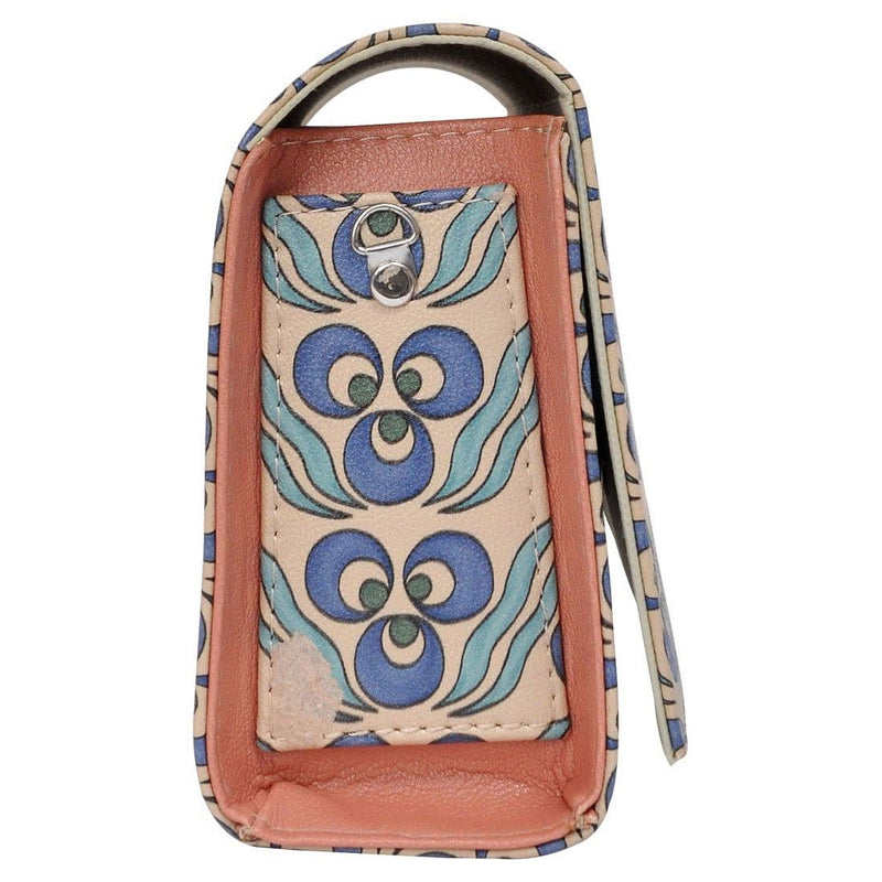 into The Blue DOGO Women's Box Clutch Purses image 3