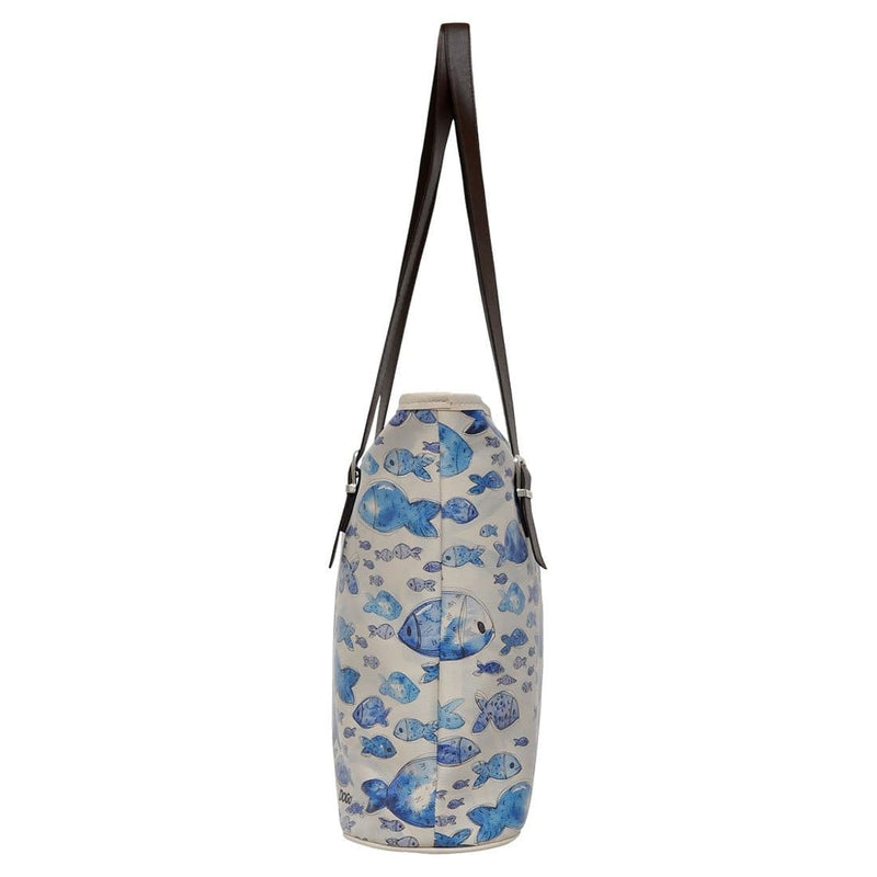 Watercolor Fish DOGO Women's Shoulder Bag image 2