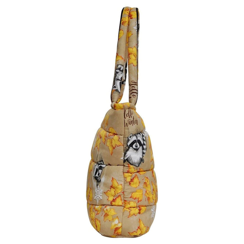 Raccoon DOGO Women's Shoulder Bag image 3