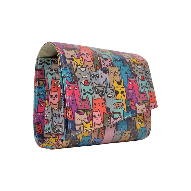 Catz DOGO Women's Box Clutch Purses image 1